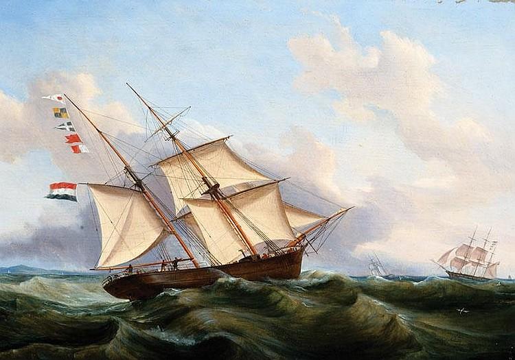 Casperus Johannes Morel Amsterdam 1798 - 1861