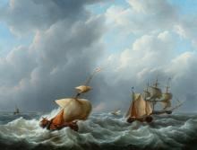 Martinus Schouman (Dordrecht 1770 - Breda 1848)