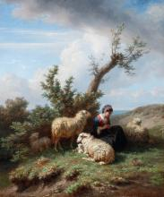 Edmond Tschaggeny (Brussels 1818 - 1873)