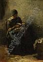 Omschrijving: Arthur H.C. Briët Java Madioen 1867, Arthur Henri Christiaan Briët, Click for value