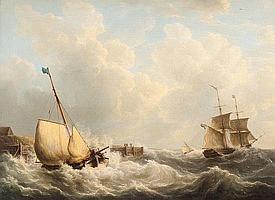 Martinus Schouman (Dordrecht 1770 - Breda 1848) A