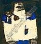 Omschrijving: Nico Molenkamp Enschede 1920 -, Nicolaas Ferdinand Molenkamp, Click for value
