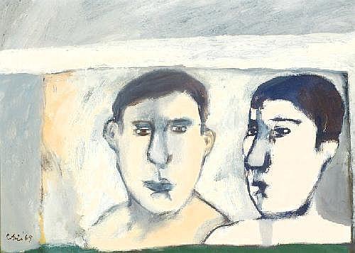 Omschrijving: Robert Terwindt Berg en Dal 1940
