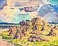 Omschrijving: Adriaan Hermann Gouwe Alkmaar 1875 -, Adriaan Herman Gouwe, Click for value