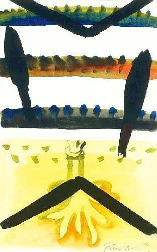 Rien Bout Rotterdam 1937 - 2003 Compositie