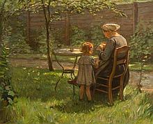 Piet van Boxel (Rotterdam 1912 - Den Hoorn 2001)