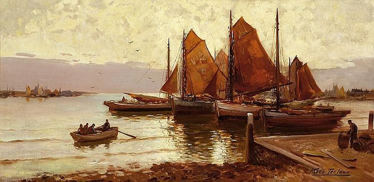 Kees Terlouw Rotterdam 1890 - St. Maur-des-Fosses