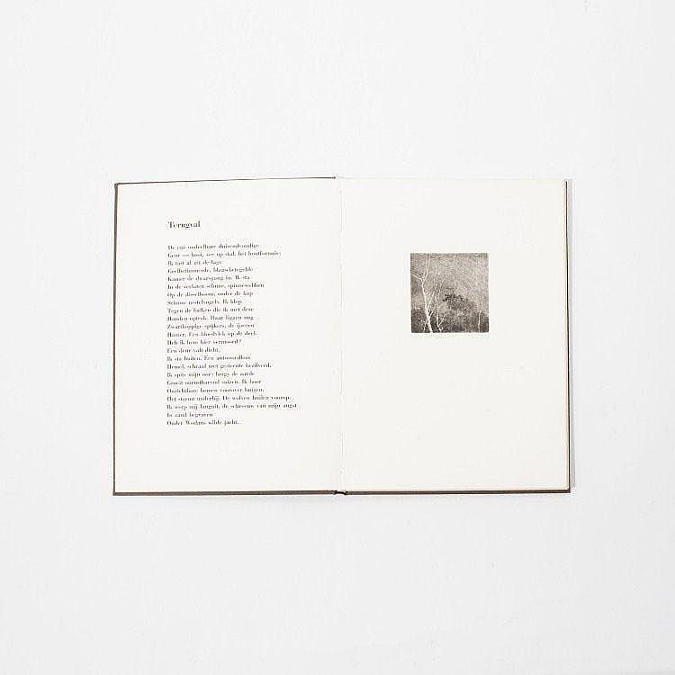 Theun de Vries & Reinder Homan (Veenwouden 1907 - Amsterdam 2005 & Smilde 1950)
