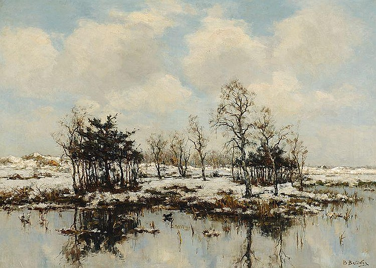 Barend Brouwer Diepenveen 1872 - Voorburg 1936