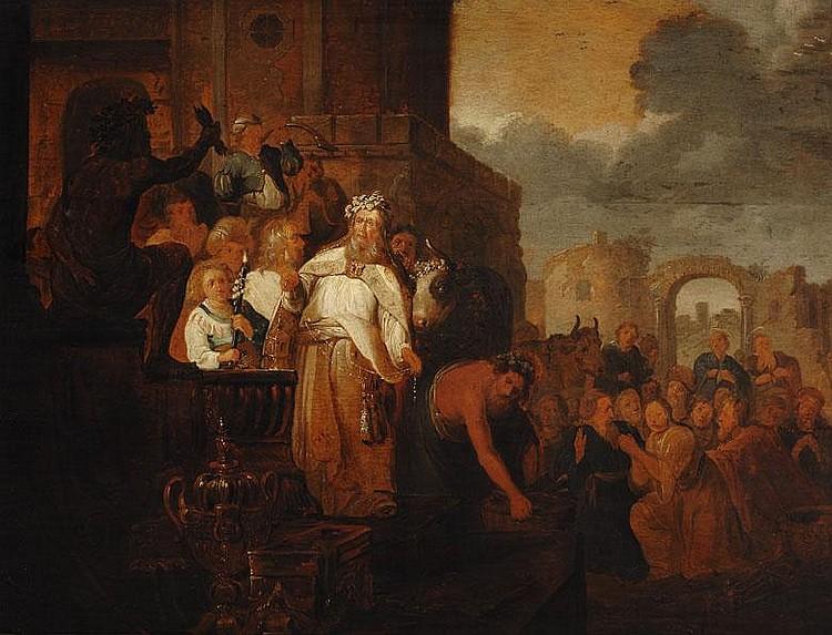 Naar Willem de Poorter Haarlem 1608 - 1648 De