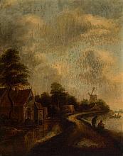 Nicolaes Molenaer (Haarlem 1626/1629 - 1676)