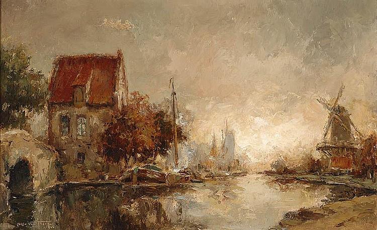 Alfred Joseph Auguste van Neste Brugge 1874 - 1969
