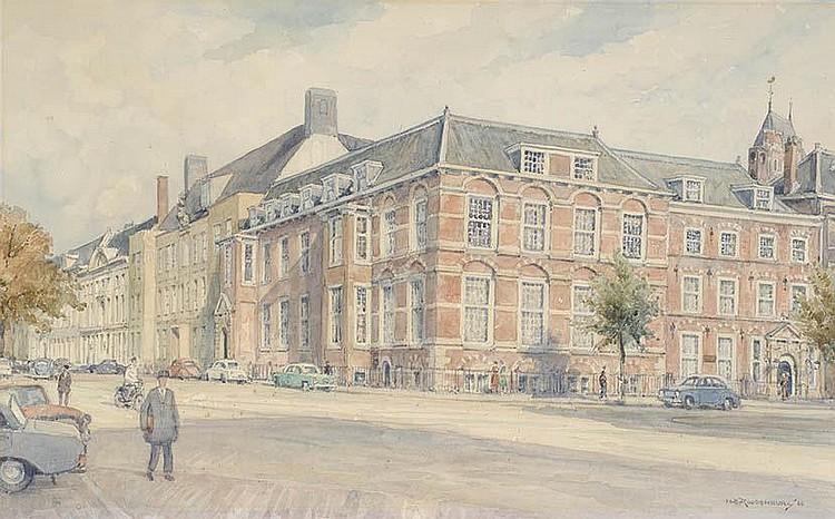 Hendrikus Elias Roodenburg Den Haag 1895 -
