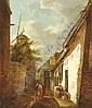 Hermanus van Brussel Haarlem 1763 - Utrecht 1815 A, Hermanus