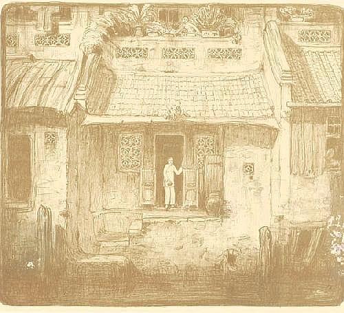 Wynand Otto Jan Nieuwenkamp Amsterdam 1874 -