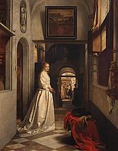 Huib van Hove (Bz) (The Hague 1814 - Antwerp/The Hague 1864-1867)