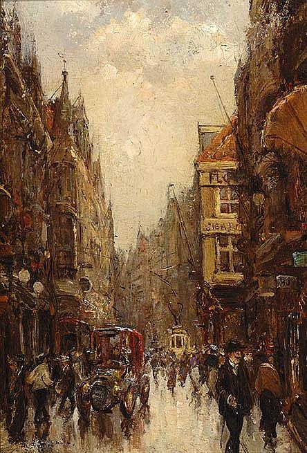 Franciscus Willem (Frans) Helfferich Den Haag 1871