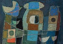 Will Leewens (The Hague 1923 - 1986)