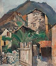 Germ de Jong (Sint Jacobiparochie 1886 - Overveen 1967)
