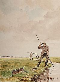 Jo Schrijnder Druten 1894-Amstelveen 1968 Pole