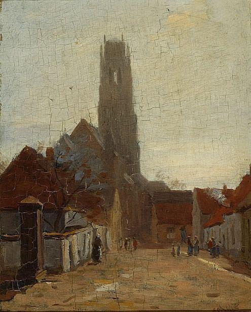 Félicien Bobeldijk Zaanstad 1876 - Amsterdam 1964