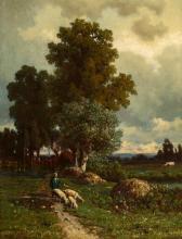 Alexander Mollinger (Utrecht 1836 - 1867)