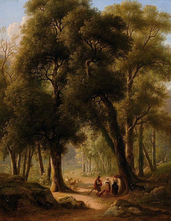 Martin Verstappen Antwerpen 1773-Rome 1853