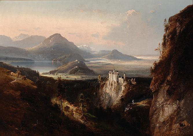 Ferdinand Feldhütter München 1841 - 1898