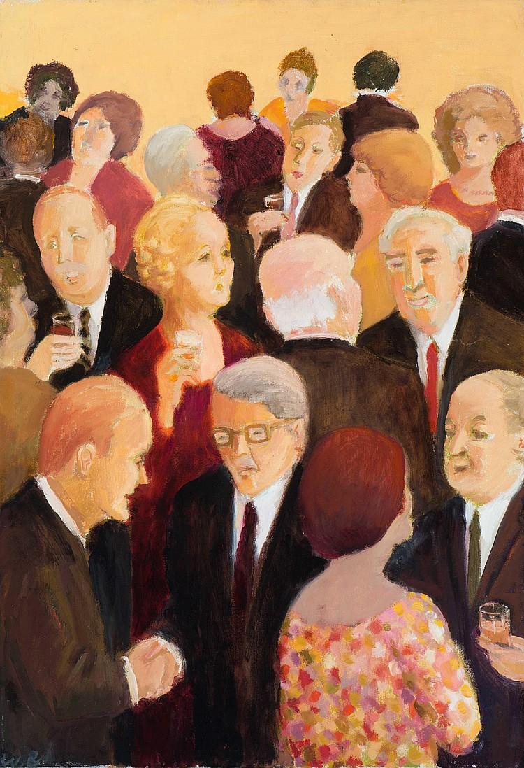 Willy Belinfante-Sauerbier (Rotterdam 1922 - Amsterdam 2014)