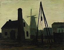 Dick Zwier(IJmuiden 1915 - Amsterdam 1993)