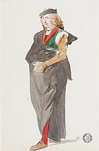 Théobald Chartran (Besançon 1849 - Neuilly-sur-Seine 1907)