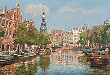 Dirk van Haaren (Amsterdam 1878 - 1953)