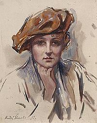 André Sinet Villennes-sur-Seine 1867 - Parijs 1923