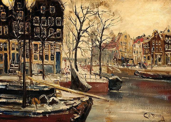 Cornelis de Bruin Utrecht 1870 - Amsterdam 1940