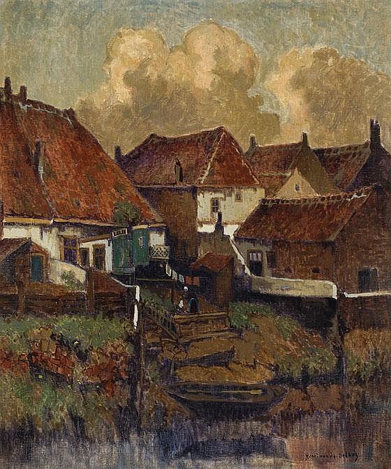 Henri van Os-Delhez Nieuwer-Amstel 1880 - Blaricum