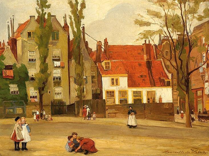 (Susanne Cornelia) Henriëtte de Vries Amsterdam