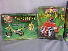 Boxed Bandai 1990s Mighty Morphin Power Rangers
