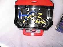 Mixed boxed used Toys:- Three used boxed K Nex