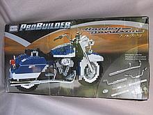 Two boxed used Boys Toys:- Mega Bloks Pro Builder