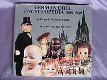 German Cieslik Doll Encyclopedia 1800- 1939