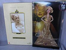 Two store condition NRFB Mattel Barbie:- pink