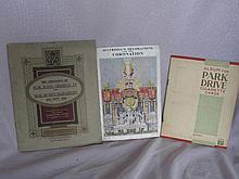 1930s Park Drive cigarette card Album& More