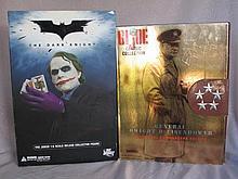 Two NRFB action figures:- DC Comics The Joker