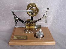 Stirling Bohm German 12cm engine