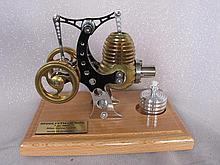 Bohm Stirling Engine from Deutsches