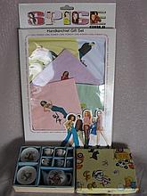 MIB 60s unused small 9 piece Japan child Tea Set,