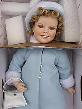 MIB Danbury Mint porcelain Elke Hutchens 43cm