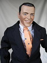 Franklin Mint 1998 Frank Sinatra musical doll