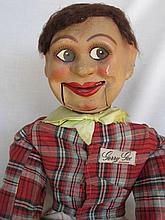 Australian 1950s TV Gerry Gee doll