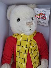 MIB 1992 LE Merrythought Rupert bear